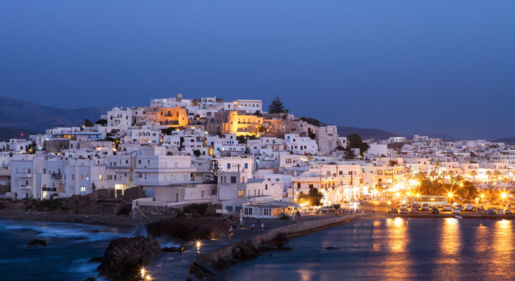 Top 10 things to do in Naxos Greece