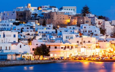 Weather & Climate in Naxos Greece – What to expect throughout the year